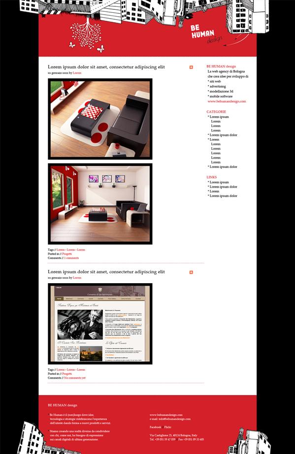 grafica blog