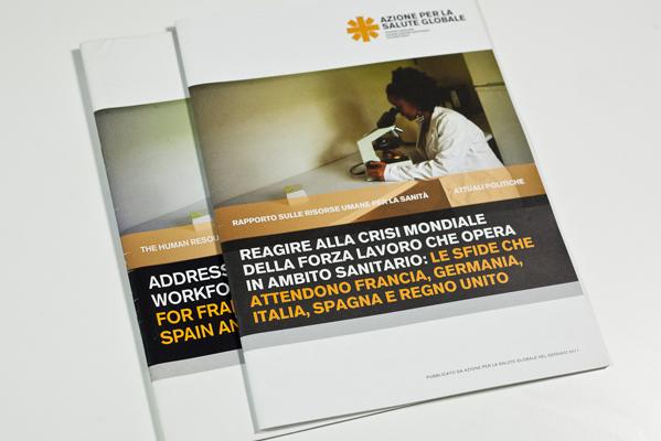 Report, pubblicazione