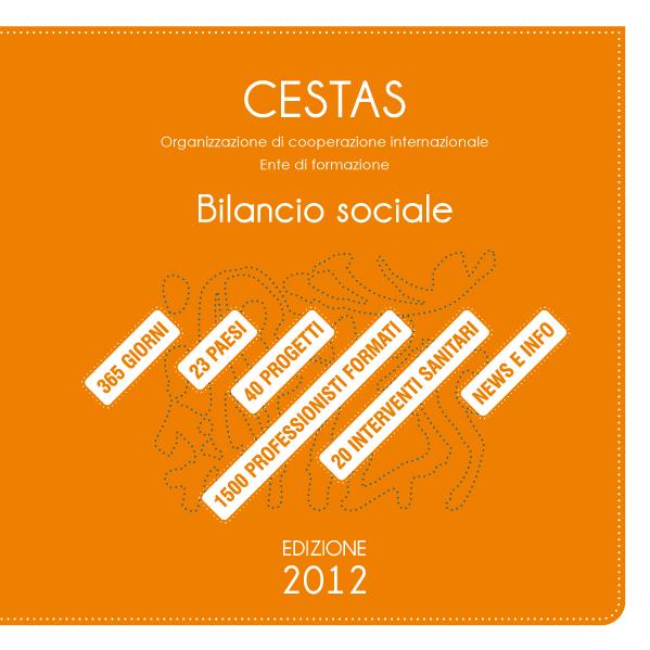 bilancio- sociale2011