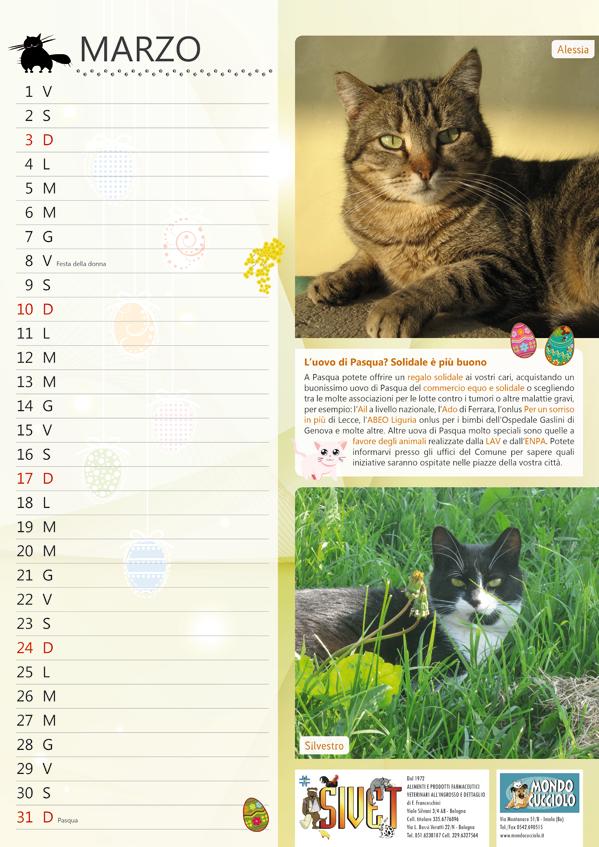 calendario, calendario a muro