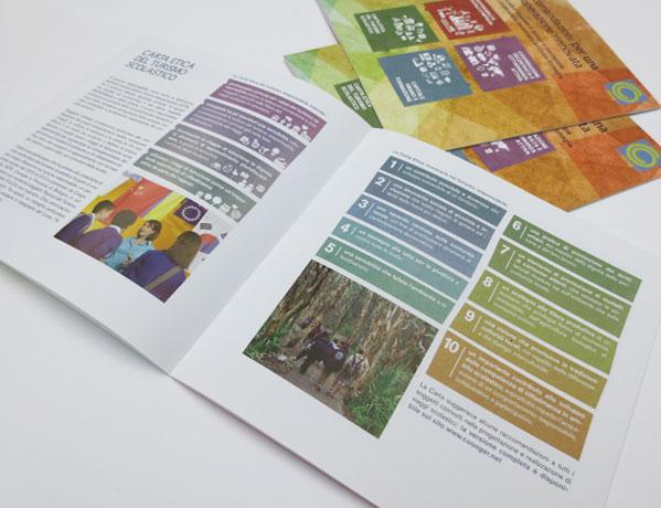 pubblicazione, brochure informativa