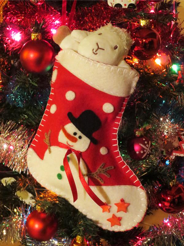 calza della befana, befana, decorazioni natalizie, feltro, fatto a mano, handmade