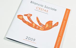 bilancio sociale, pubblicazione, annual report, report, ong, onlus, 2009