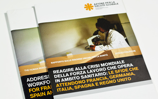 report, pubblicazione, risorse umane, human resources sanità, health, Azione per la Salute Globale, Action for global health, ong, ngo, onlus