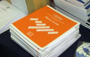 bilancio sociale, annual report, pubblicazione, report, publication, dossier