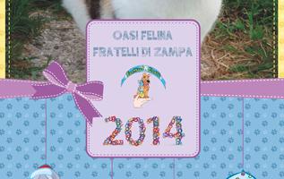 calendario; calendario a muro; calendario da parete; calendar; gatti; cats; ong; onlus; cri graphics;