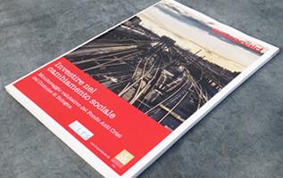 report; pubblicazione; dossier; ong; onlus; cri graphics