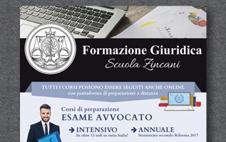 poster; manifesti; flyer; corsi; avvocato; magistratura; formazione giuridica; cri graphics
