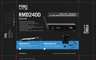 packaging, radiomicrofoni, FiveO Montarbo